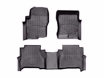 Picture of Weathertech Floorliner Kit for 2nd Gen Nissan Frontier