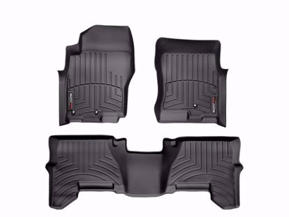 Picture of Weathertech Floorliner Kit for 2nd Gen Nissan Xterra