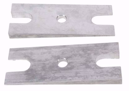 Picture of Alldogs Offroad 2.5 Degree Rear Axle Shims for Nissan & Toyota Applications