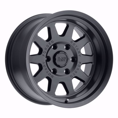 "Picture of Black Rhino 17"" x 8.5"" Stadium Alloy Wheel for 2nd Gen Nissan Frontier & Xterra"
