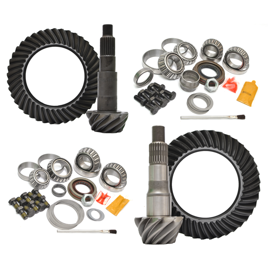 Picture of Nitro Gear 4.10 Ring and Pinion Kit for R180 Front & M226 Rear Nissan Differentials