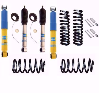 Picture of Alldogs Offroad Complete Lift Kit For R51 Nissan Pathfinder