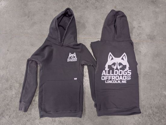 Picture of Alldogs Offroad Hoodie (Granite)
