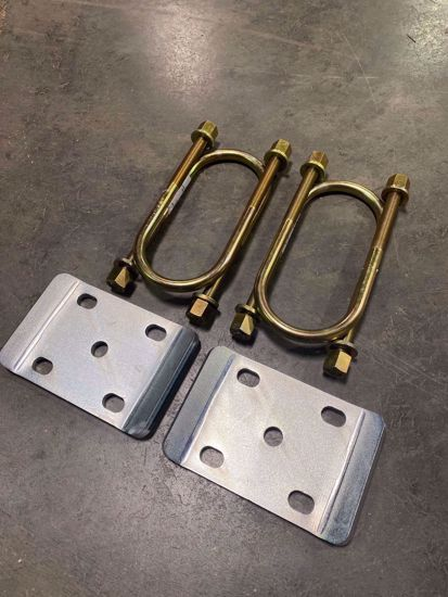 Picture of Alldogs Offroad 2nd & 3rd Gen Toyota Tacoma Ubolt Flip Kit