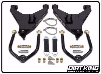 Picture of Dirt King DK-702908-H Long Travel Kit for 2nd Gen Nissan Frontier & Xterra