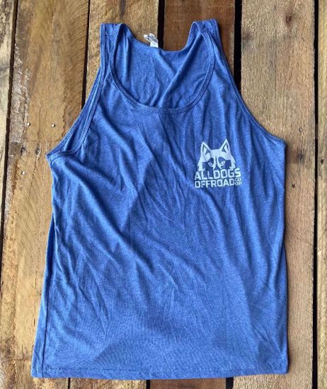Picture of Alldogs Offroad Mens Tank Top